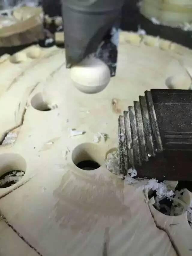 猛犸佛珠木珠钻珠机器 (3)