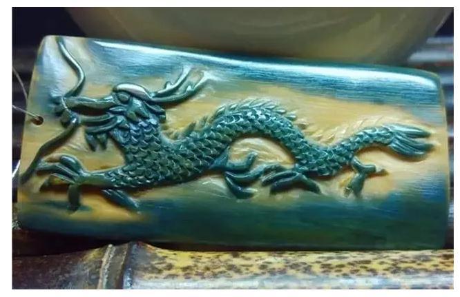 猛犸象牙蓝皮,虎皮,黑皮介绍