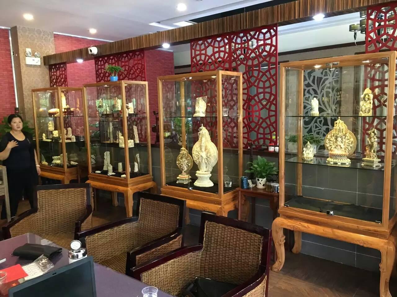 珠海斗门猛犸城 销售批发各种猛犸象牙制品